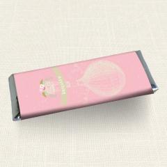 Περιτύλιγμα Σοκολάτας MyMastoras Pink Aerostat