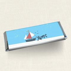 Περιτύλιγμα Σοκολάτας MyMastoras Yachting
