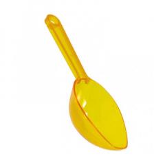 Πλαστική σέσουλα κίτρινη 16.7εκ