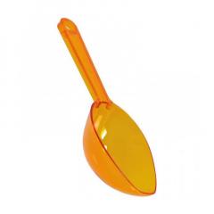 Πλαστική σέσουλα πορτοκαλί 16.7εκ