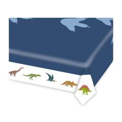 Χάρτινο τραπεζομάντηλο με θέμα δεινοσαύρους