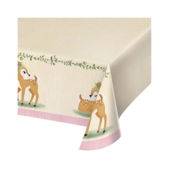 Tραπεζομάντηλο Deer Little One 1,37x2,59m