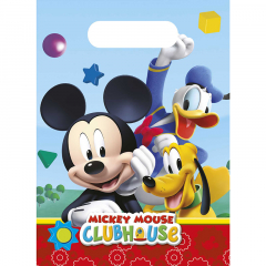 Τσάντα δώρου Playful Mickey 6τμχ