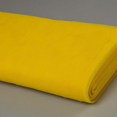 Τούλι Ελληνικού τύπου κίτρινο 10μ x 110εκ