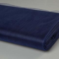 Τούλι Ελληνικού τύπου μπλε σκούρο 10μ x 110εκ