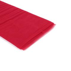 Τούλι Ελληνικού τύπου κόκκινο 10μ x 110εκ