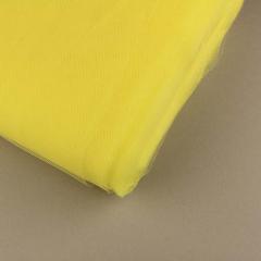 Τούλι Ελληνικού τύπου κίτρινο 1μ x 180εκ