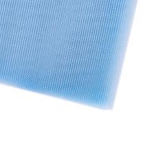 Οργάντζα νάιλον γαλάζια 40x40εκ 100τεμ