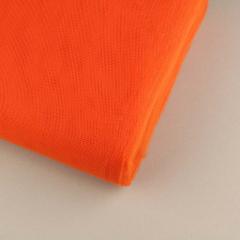 Τούλι Ελληνικού τύπου πορτοκαλί 1μ x 180εκ