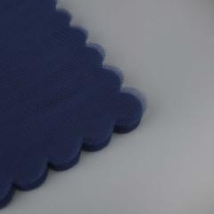 Κομμένο τούλι συννεφάκι μπλε 100τεμ