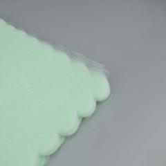 Κομμένο τούλι συννεφάκι βεραμάν 100τεμ
