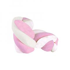 Marshmallow πλεξίδα ροζ 1kg