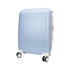 Βαλίτσα trolley σιέλ 50x35εκ