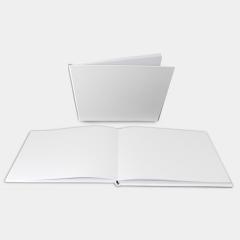 Βιβλίο ευχών απλό 28.5 x 22 cm