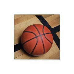 Χαρτοπετσέτα γλυκού σε θέμα μπάσκετ