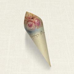 Χωνάκι MyMastoras Roses